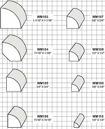 Shoe Molding Vs Quarter Round